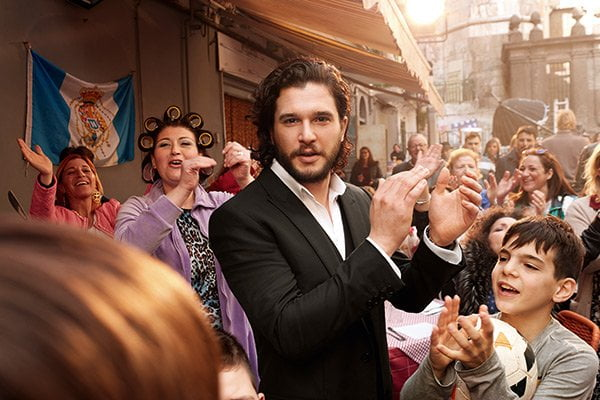 Dolce & Gabbana The One For Men, new PR Campaign with Kit Harrington (review on Hey Pretty Beauty Blog)
