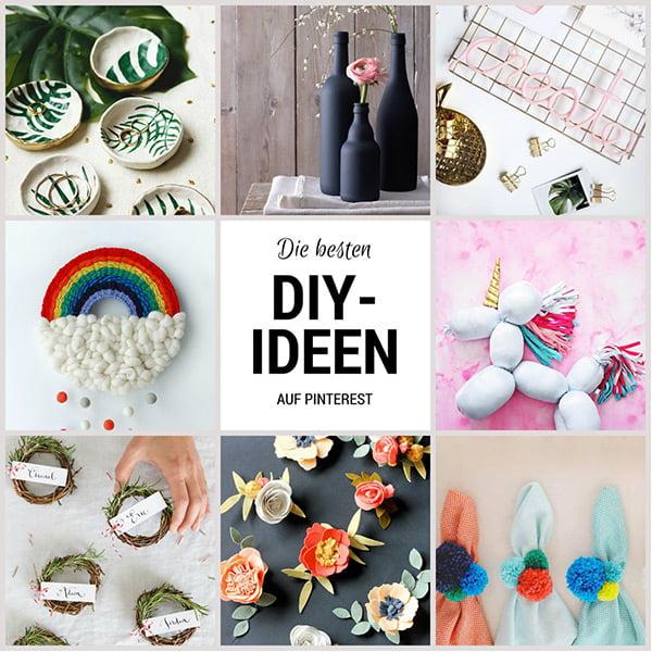 Die besten DIY-Ideen auf Pinterest, collected by Hey Pretty