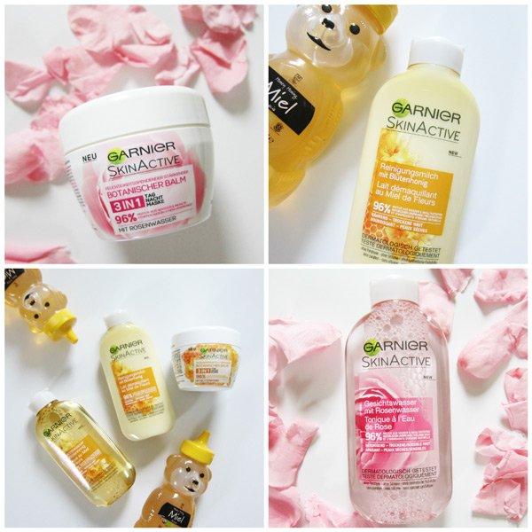Garnier SkinActive 96% Hautpflege: Review und Giveaway auf Hey Pretty