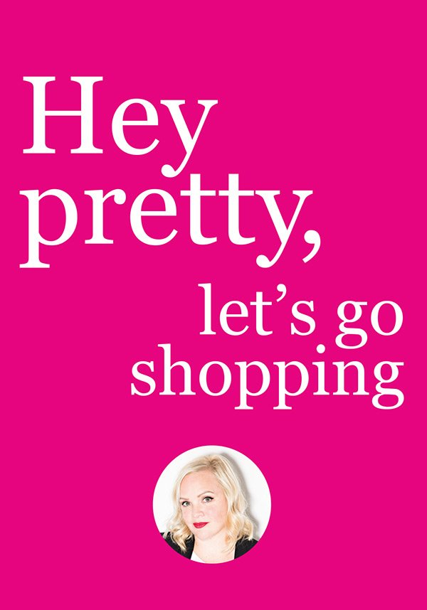 Jelmoli Beauty Shopping mit Steffi von Hey Pretty