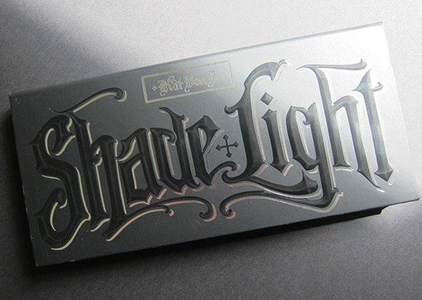 Kat Von D Shade + Light Contour Palette, closed (Image by Hey Pretty)