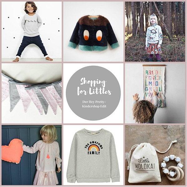Shopping for Littles: Coole Baby und Kinder Webshops in der Schweiz (Hey Pretty)