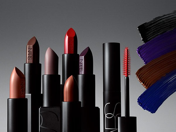 NARS Fall 2017 Audacious Collection «Bold Faced Style Aced», PR Image