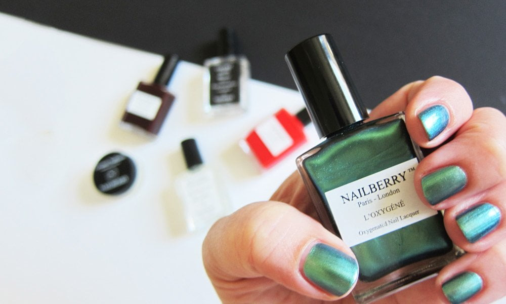 Nailberry 11 Free Nagellacke bei Greenlane: Review auf Hey Pretty