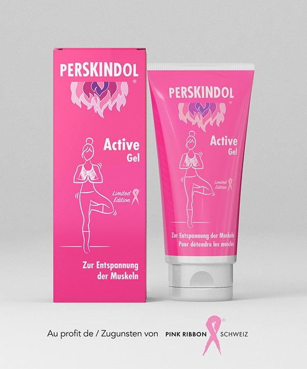 Perskindol Active Limited Edition Pink Ribbon 2017 (PR Image)