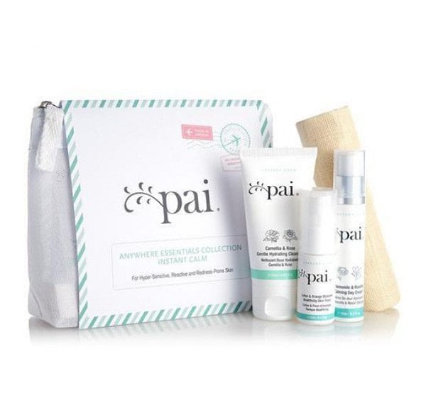 Städtereise mit Hey Pretty: Pai Travel Anywhere Kit (Bio Beauty Boutique)
