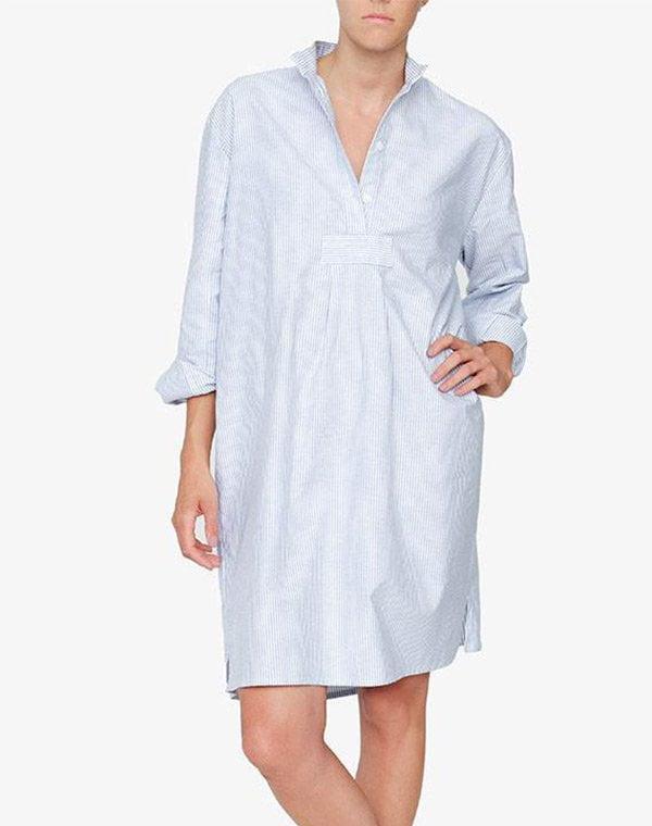 Die perfekte Packliste für Städtetrip: Baumwoll-Nachthemd von The Sleep Shirt