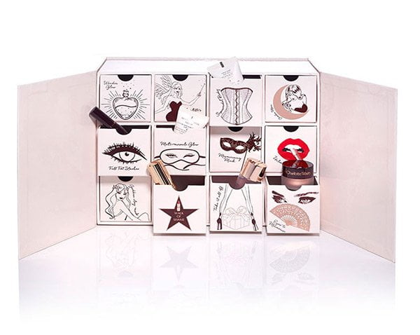 Charlotte Tilbury Naughty & Nice Magic Box Beauty Advent Calendar (die schönsten Beauty-Adventskalender 2017 auf Hey Pretty)