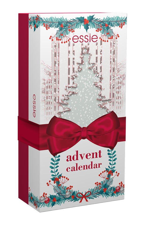 Essie Advent Calendar 2017 (Die schönsten Beauty-Adventskalender 2017 auf Hey Pretty)