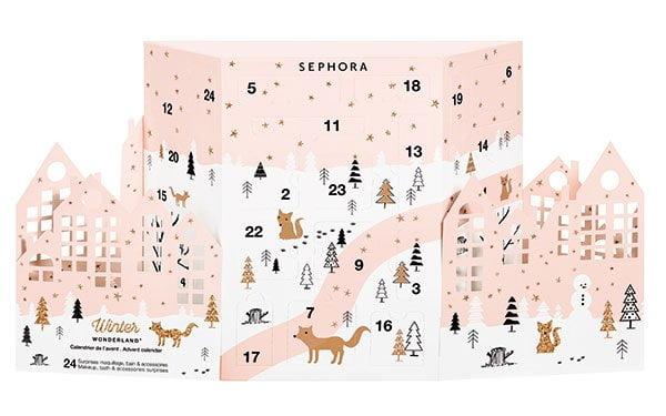 Sephora Winter Wonderland Advent Calendar 2017 (die schönsten Beauty-Adventskalender auf Hey Pretty)
