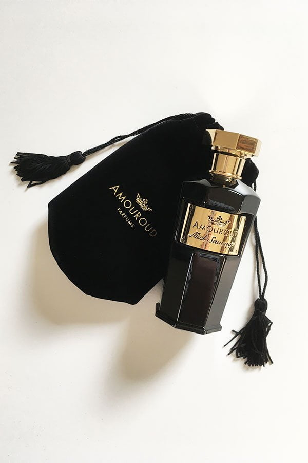 Amouroud Parfums: Duftreview auf Hey Pretty Beauty Blog (Miel Sauvage)