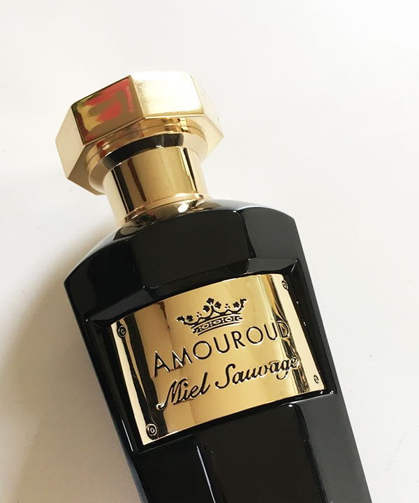 Amouroud Miel Sauvage, Closeup Flakon (Image by Hey Pretty)