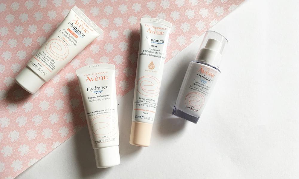 Sponsored Content: Avene Hydrance Gesichtspflege für trockene Haut – Review auf Hey Pretty Beauty Blog