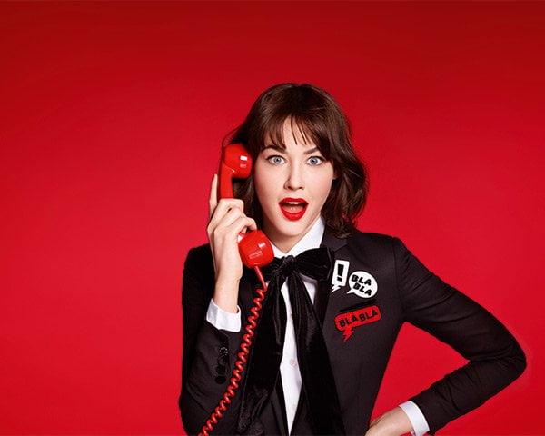 Model Visual to Bourjois Rouge Velvet The Lipstick (Fall 2017)