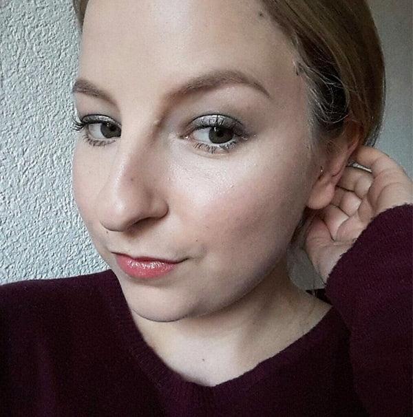 HIRO Cosmetics, Look by Sandra Gimmel, Hey Pretty
