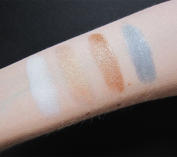 HIRO Cosmetics Mineral Lidschatten (Image und Review von Hey Pretty Beauty Blog)