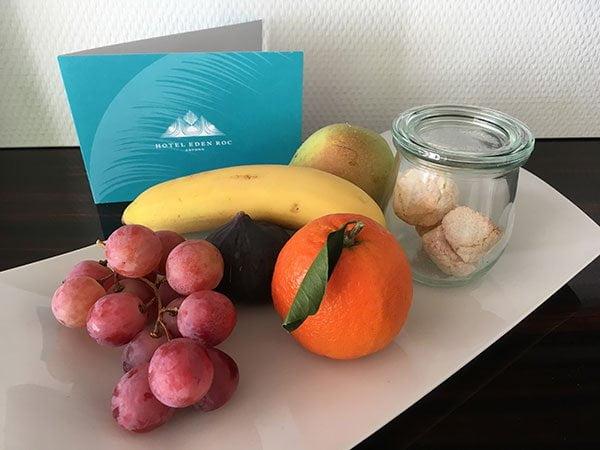 Hotel Eden Roc Ascona: Welcome (Hey Pretty Review Oktober 2017)