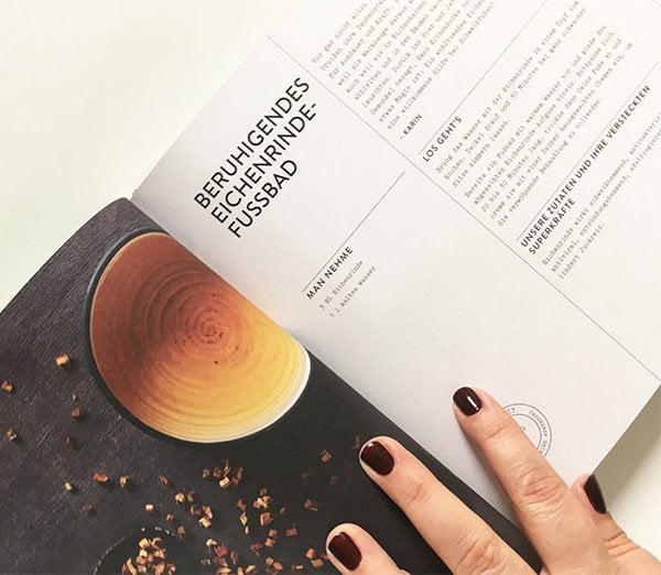 Karin Berndl Nici Hofer: Pretty Natural (Naturkosmetik einfach selber machen), Eden Verlag – Review by Hey Pretty