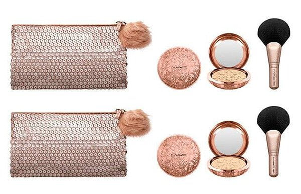 MAC Snow Ball Face Bags (Holiday 2017 Collection)