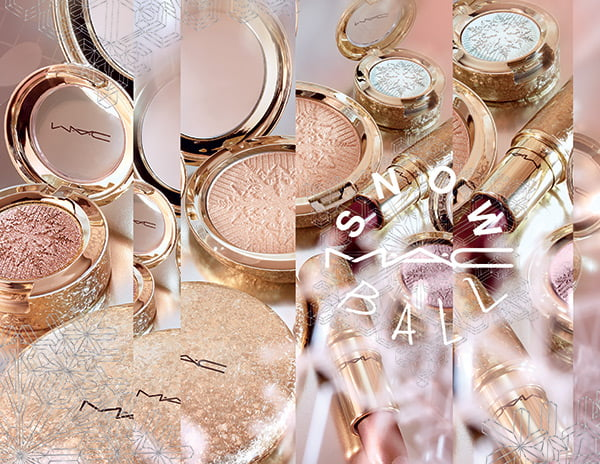 MAC Snow Ball Holiday Collection 2017: PR Image –Preview on Hey Pretty Beauty Blog