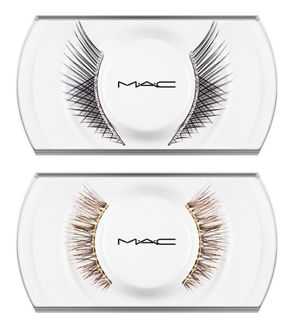 MAC Snow Ball Lashes in Silver and Gold (Holiday Make Up Collection 2017): Preview on Hey Pretty Beauty Blog
