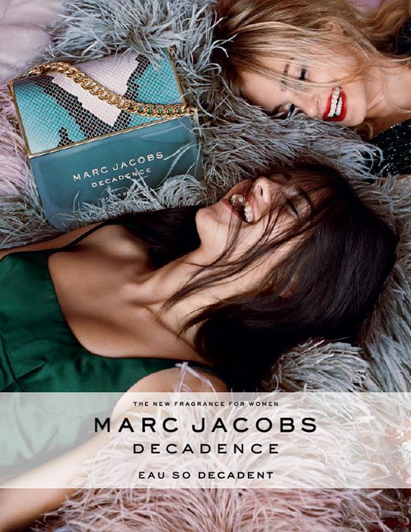 Marc Jacobs Decadence «Eau So Decadent» Ad Visual