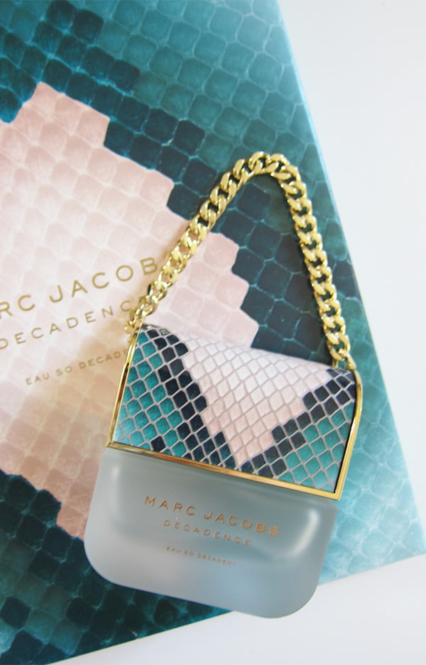 Marc Jacobs Decadence Eau So Decadent (Fall 2017): Review and Image by Hey Pretty Beauty Blog
