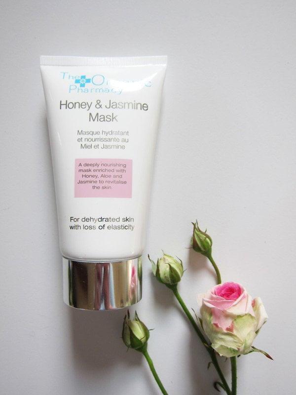 The Organic Pharmacy Honey and Jasmine Mask (Erfahrungsbericht Hey Pretty)