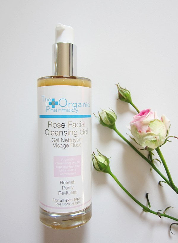 The Organic Pharmacy neu bei Marionnaud Schweiz: Rose Facial Cleansing Gel (Erfahrungsbericht Hey Pretty)