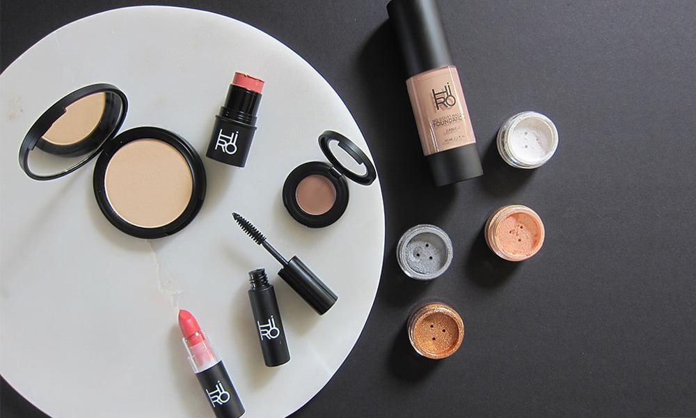 HIRO Cosmetics (Naturkosmetik-Linie von Amazingy): Review von Hey Pretty