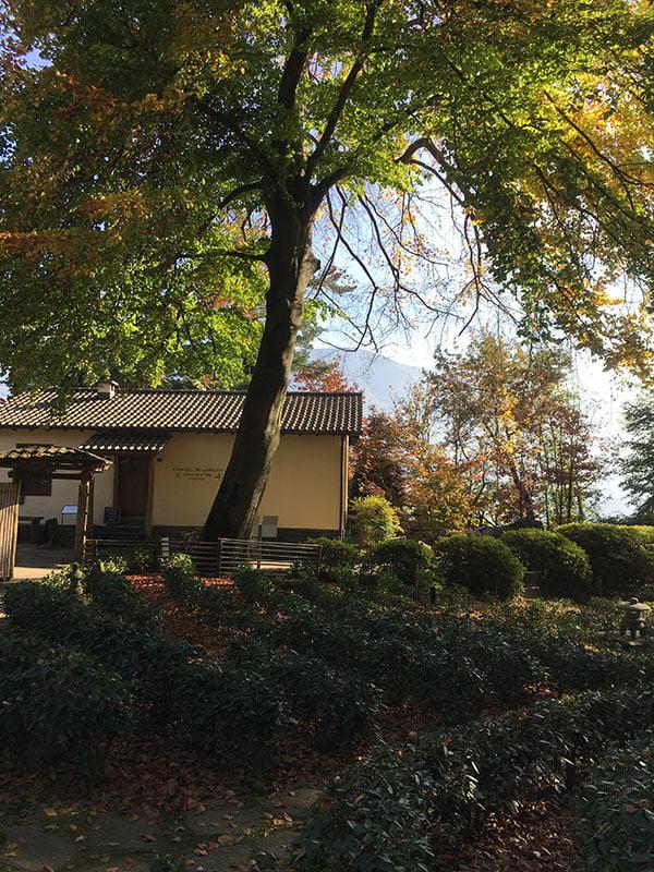 Casa del Tè und Zen-Garten auf dem Monte Verità Ascona (#DELICIOUSTICINO Event, Oktober 2017), Image by Hey Pretty