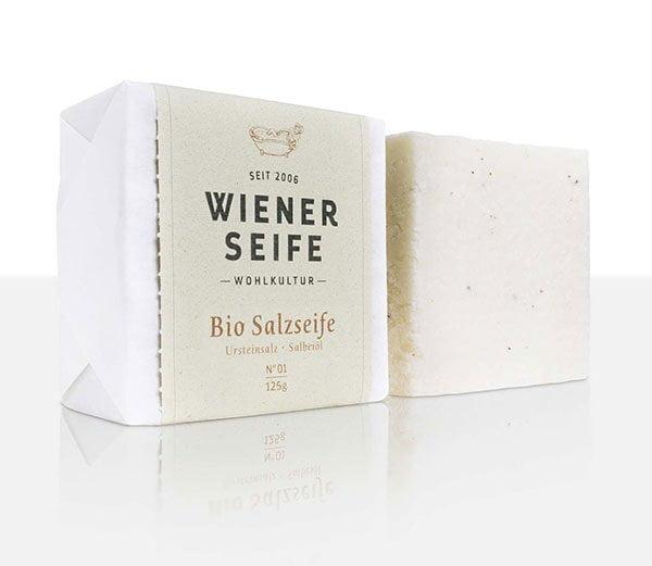 Wiener Salzseife No. 1 (Review auf Hey Pretty Beauty Blog)