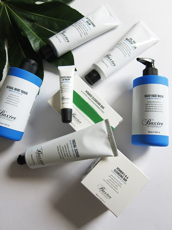 Brand Love: Baxter of California Männerpflegeprodukte (Image: Hey Pretty Beauty Blog)