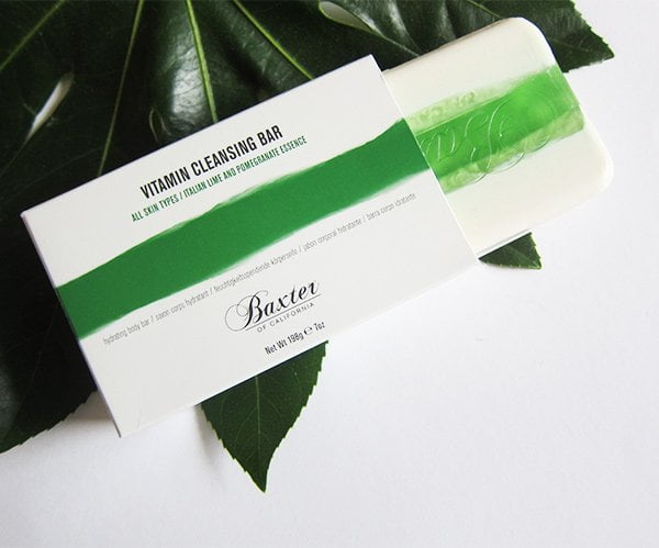 Brand Love: Baxter of California Vitamin Cleansing Bar (Image by Hey Pretty)