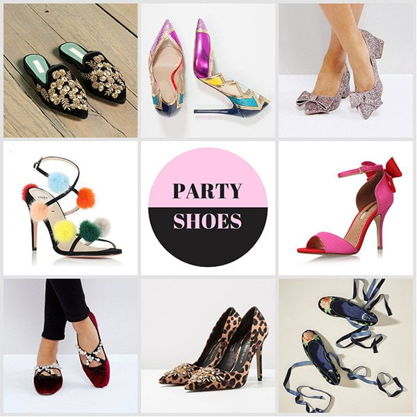 Partyschuhe: Der Hey Pretty Fashion Flash 2017