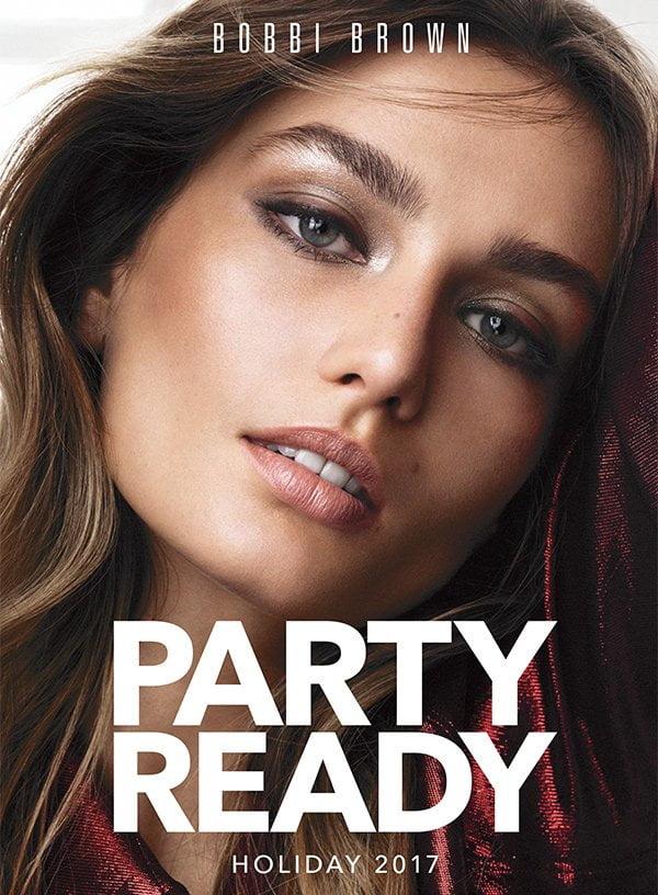 Bobbi Brown Party Ready: Holiday Gift Giving 2017 (PR Visual)
