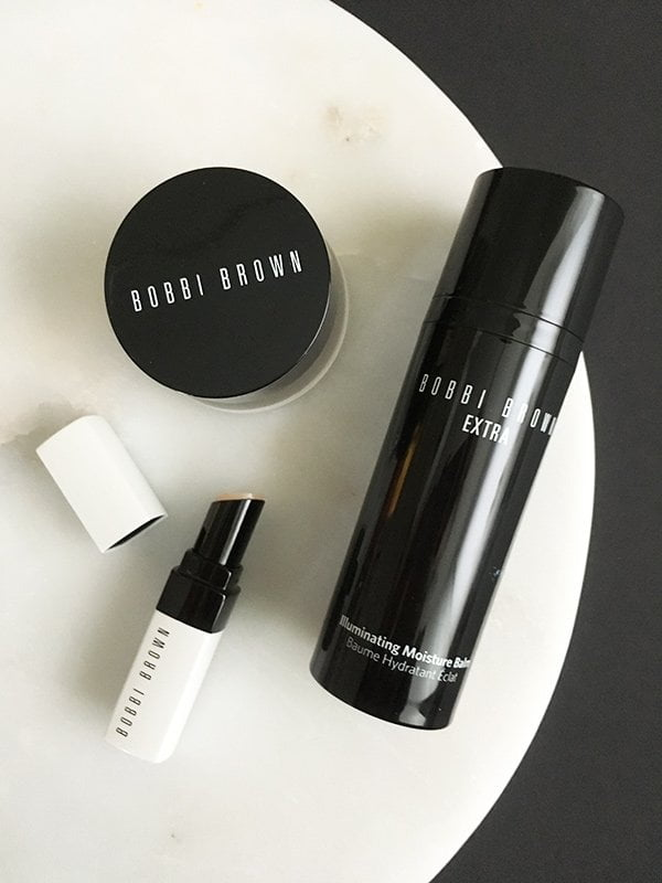 Bobbi Brown Extra Glow Holiday Gift Set 2017 (Image by Hey Pretty)