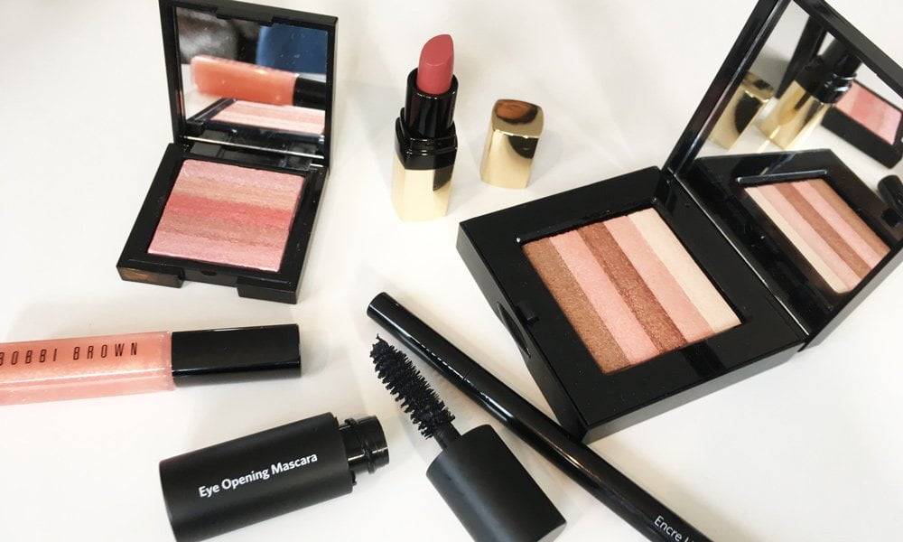 Bobbi Brown Make-Up Neuheiten Holidays 2017: Satin & Caviar and Party Ready Collections (Image and Review by Hey Pretty)