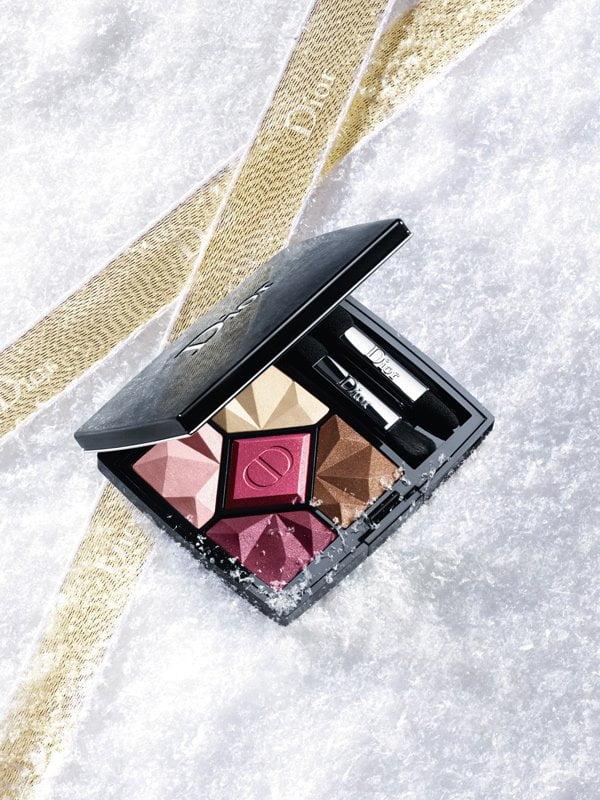 Dior 5 Couleurs Precious Rocks Ruby (Dior Holiday Collection 2017), PR Image Mood