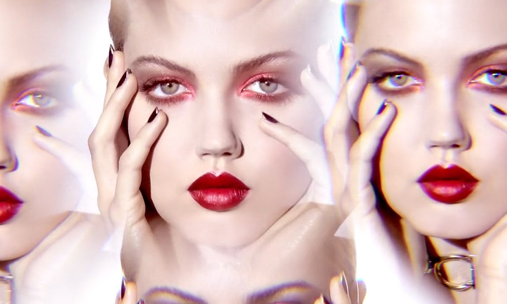 Dior Precious Rocks Holiday Collection 2017: Image by Dior (Screen Capture), Review on Hey Pretty