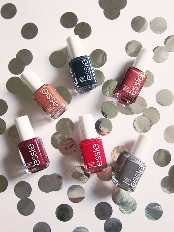 Essie Winter 2017: Ring in the Bling (Review and Swatches by Hey Pretty Beauty Blog)