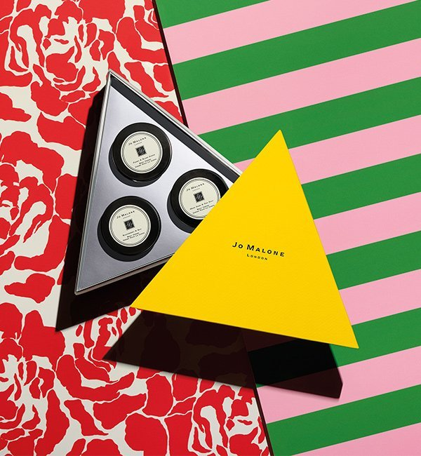 Body Creme Collection by Jo Malone London: Crazy Colorful Christmas 2017 (PR Image)
