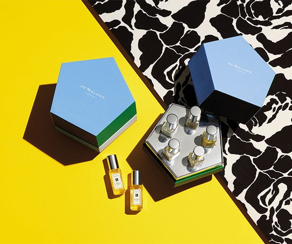 Jo Malone London Cologne Collection (Crazy Colorful Christmas 2017), PR Image