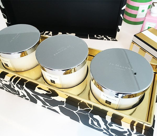 Deluxe Candle Collection by Jo Malone London: Crazy Colorful Christmas 2017 (Image and Review by Hey Pretty Beauty Blog)