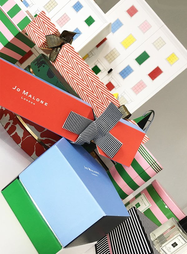 Crazy, colourful Christmas: Jo Malone London Christmas Collection 2017 (Image and Review by Hey Pretty)