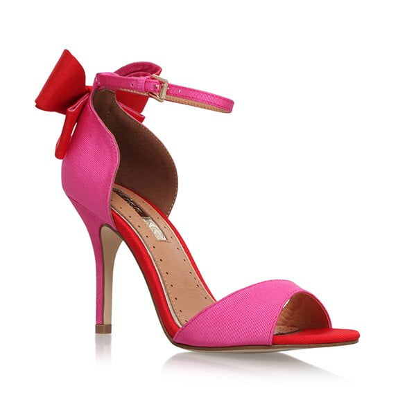 Kurt Geiger Gianna Pumps with Bows (Hey Pretty Fashion Flash: Partyshoes)