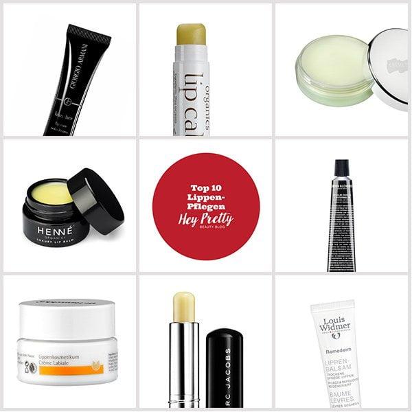 Meine 10 liebsten Lippenpflegen: Der Hey Pretty Edit