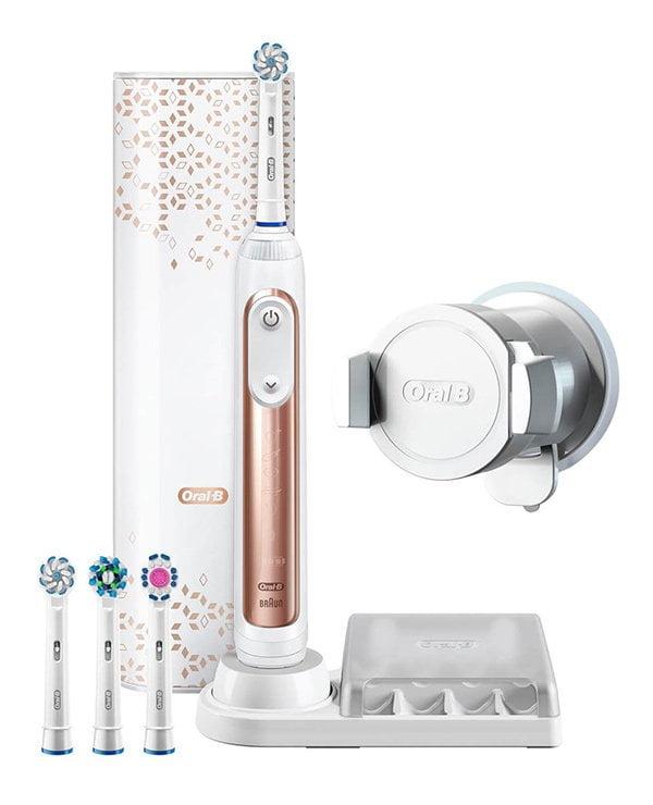 Braun Oral-B Genius 9000S Rechargeable Wiederaufladbare elektrische Zahnbürste