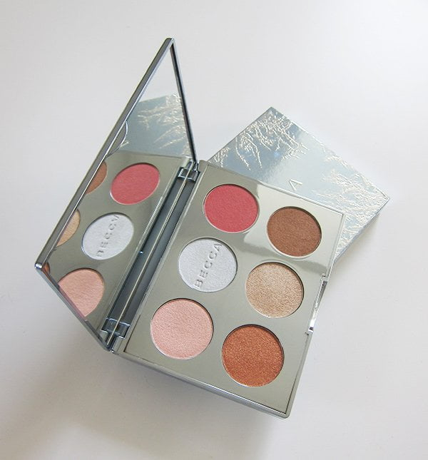 Becca Apres Ski Glow Face Palette (Sephora Holiday 2017 Highlights auf Hey Pretty Beauty Blog)