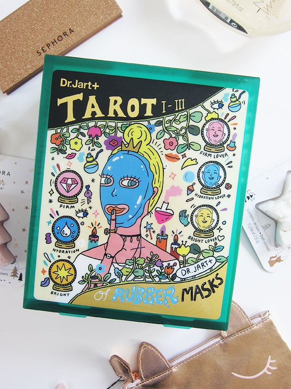 Dr. Jart+ Tarot of Masks (Image and Review on Hey Pretty Beauty Blog)